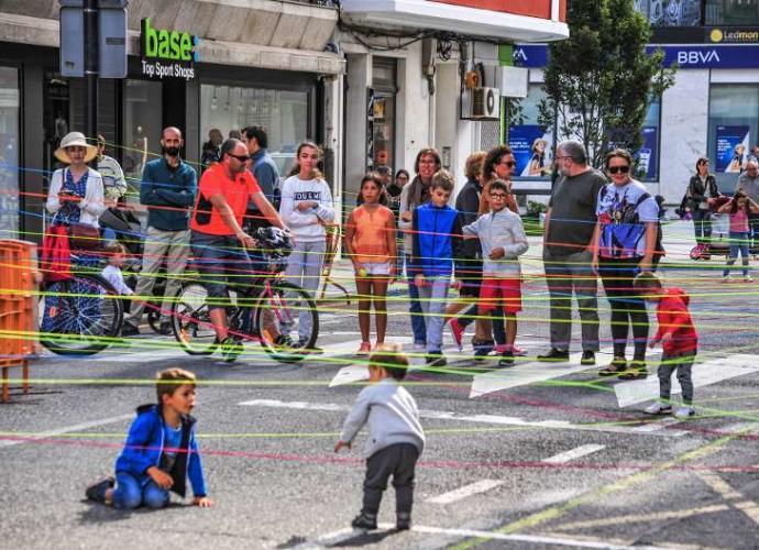 """La programación de Vilagarcía opta al premio """"mobilityweek"""""""