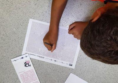 VAI ao cole, na Vila da Mobilidade (rutas escolares seguras)