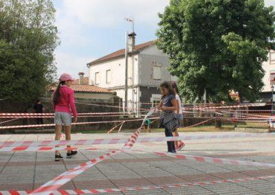 Transformando a vila traballando coa LIÑA