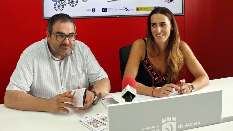Rutas en bici, concursos y talleres en la Semana da Mobilidade