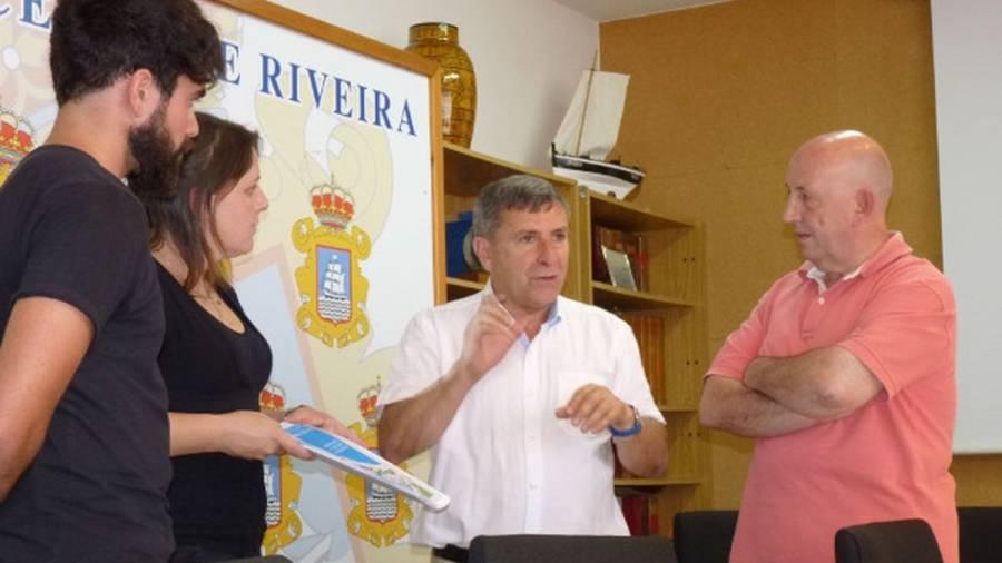 Cien niños participarán en Ribeira en un obradoiro de patrimonio y urbanismo