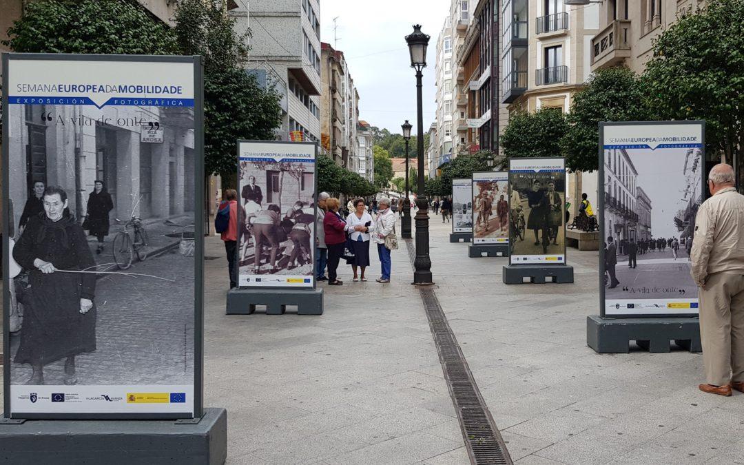 """""""A Vila do Onte"""", una retrospectiva de calles y gentes vilagarcianas"""