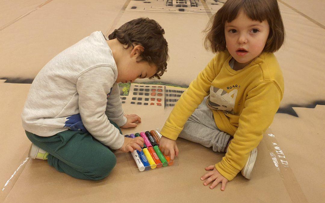 """""""A Vila do Mañá. Proxecto educativo e de divulgación"""""""