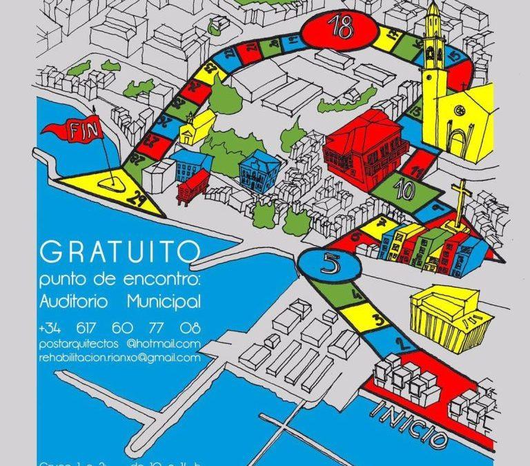Rianxo – El concello organiza un taller de urbanismo y patrimonio para niños y jóvenes durante esta navidad
