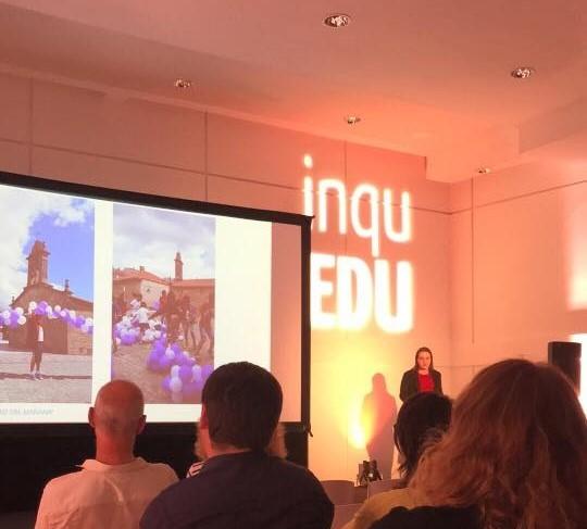 A innovación pedagóxica protagoniza dous días de reflexión e debate no Gaiás con 'InquEDU: Falemos de Educación'