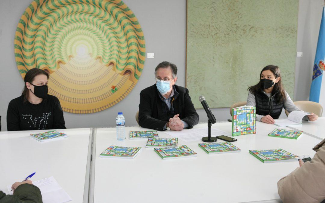 """""""A Deputación da Coruña apoia o proxecto """"A Vila do mañá"""" para facer as cidades habitábeis en tempo de pandemia"""""""