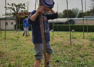 Transformando a vila traballando cos ELEMENTOS NATURAIS