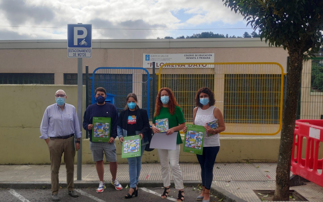A Vila do Mañá en Barbadás: actividade lúdica e didáctica na rúa do Ensino