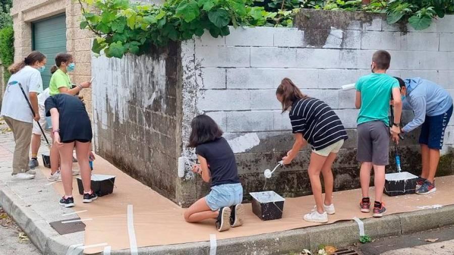 """""""Touro convértese na Vila do Mañá"""""""